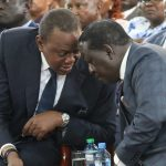 Why Uhuru Can't Force Raila Down Kikuyu Throats